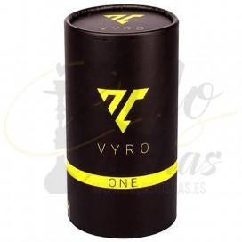 Imágenes de cachimb VYRO ONE Carbon Volt en color dorada comprar online