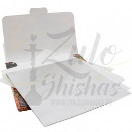 Imágenes de papel de aluminio PREDATOR x KING COCO comprar online para shishas y cachimbas