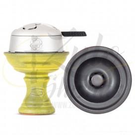 Imágenes de cazoleta para cachimbas Saphire Fix - Marseille Mood compatible con Kalud Lotus de alto consumo