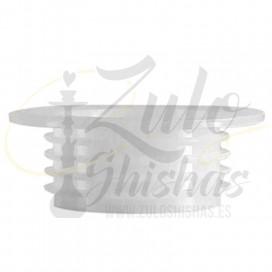 Imágenes de junta o cierre de silicona para bases y cuerpos de cachimbas KAYA SHISHAS