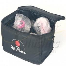 Imágenes de mochila o maleta Mr Shisha Rocket comprar online ORIGINAL para el transporte en ZULO SHISHAS ¡19.99€!