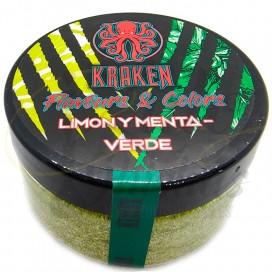 Colorante/Saborizante Kraken LIMÓN y MENTA · Verde