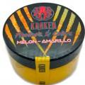 Imágenes de colorante en polvo para cachimbas o shishas - Kraken sabor Melocotón en color AMARILLO