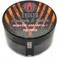 Imágenes de colorante para cachimba Kraken en color negro sabor RON DE JAMAICA