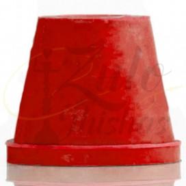 Imágenes de junta de cazoleta para cachimbas color ROJO comprar online