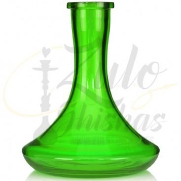 Imágenes de base de cristal para cachimbas BIG MAKS RUSAS Green
