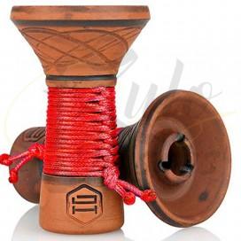 Imágenes de cazoleta para cachimbas Japona Ego Red en color ROJA