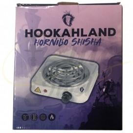 Imágenes de hornillo encendedor para cachimbas HOOKAHLAND 1000w Carbones Naturales
