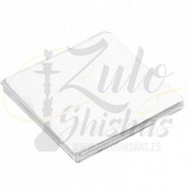 Imágenes de ¡El mejor papel de aluminio precortado para cachimbas! · Horizon Flowkah 50 unidades