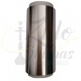 Imágenes de rollo de papel de aluminio grueso para cachimbas Cold Smoke Foil