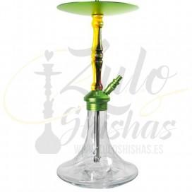 Imágenes de MR Shisha Megatron 2.0 [Nuevos colores] Verde · Green Lime