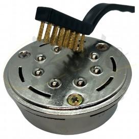 Imágenes de cepillo de limpieza para gestores de calor tipo Kaloud Lotus o Provost de Cachimbas