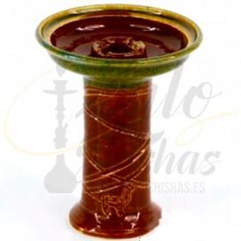 Imágenes de cazoleta Alpaca Rook Bowl en color Marrón Brown