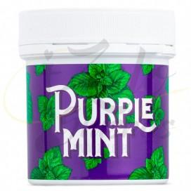 Imágenes de colorante en polvo para cachimbas Papi Color Purple Mint menta morada color lila