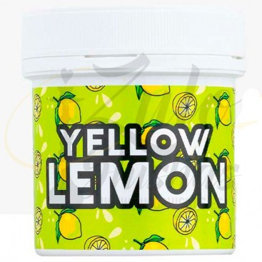 Imágenes de colorante en polvo Papi Colors sabor Limón Amarillo para cachimbas · Papi Colors Yellow Lemon