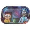 Bandeja de metal Rick & Morty