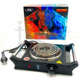 Imágenes de hornillo para cachimbas King Coco Furious Grill comprar online encendedor Hornillo para cachimbas