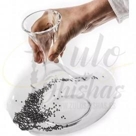 Imágenes de bolas de limpieza para bases de cristal para cachimbas a fondo de acero