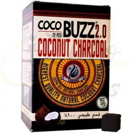 Imágenes de carbón natural de coco Starbuzz Cocobuzz 2.0