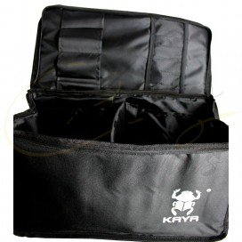Imágenes de maleta de transporte para cachimbas Kaya Shishas