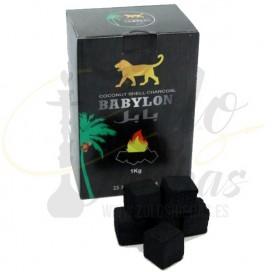 Imágenes de carbón para cachimba o shisha Babylon - Tienda de cachimbas en Sevilla