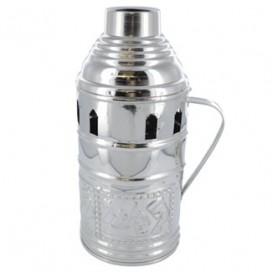 Cubrevientos Mediano - Silver