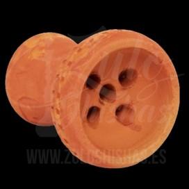 Imágenes de cachimba o shisha Orange Neon PN 630 Chrome Kaya Shishas