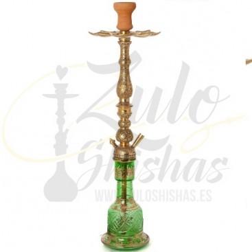 Imágenes de cachimbas o shishas tradicionales en Zulo Shishas