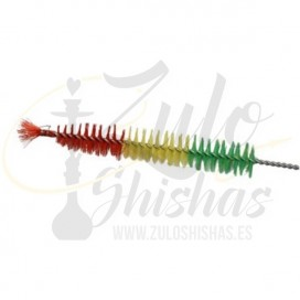 Imágenes de cepillo limpiador para el cuerpo de nuestra cachimba o shisha - Zulo Shishas
