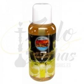 Imágenes de melaza para cachimbas y shishas sabor a Limoncino - 7 Elements