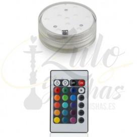 Imágenes de Led para cachimbas o shishas barato con mando a distancia y control remoto