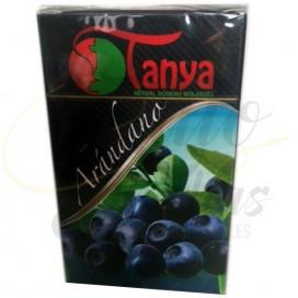 Imágenes de tabaco para shisha TANYA Arándanos