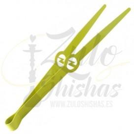 Imágenes de pinzas Brasileñas para shishas o cachimbas Thunder Tong