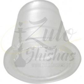 Imágenes de junta de silicona o conector para cazoleta de cachimba o shisha