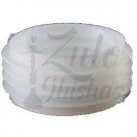 Imágenes de junta de silicona blanca para cachimbas o shishas