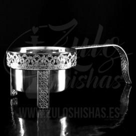 Imágenes de accesorios para shishas, carboneras para le transporte del carbón - Tienda online de cachimbas y accesorios en Sevil