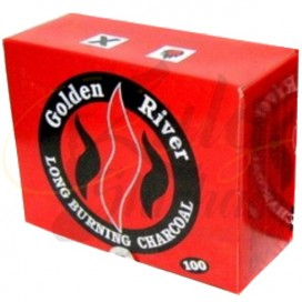 Golden River 33mm - 100Uds.