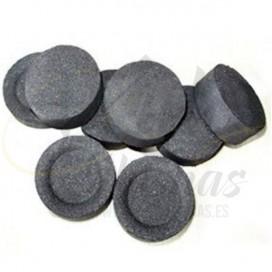 Imágenes de carbón para cachimba o shisha Golden River sabor a menta en oferta