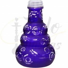 Imágenes de cachimbas o shishas Saigon Aladin en color morado, purple o lila.