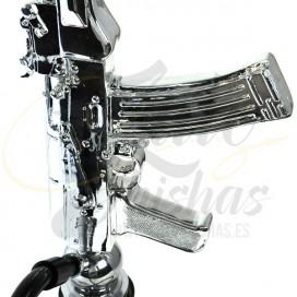 Imágenes de AK 47 MOB Americana en Zulo Shishas