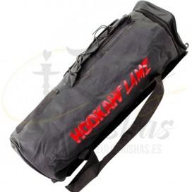 Imágenes de maleta de transporte Hookah Flame de 60cm de longitud para cachimbas tradicionales