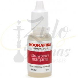E-Juice HookaFina 15ML - Strawberry Margarita