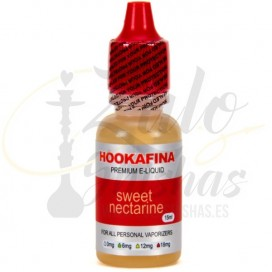 E-Juice HookaFina 15ML - Sweet Nectarine