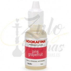 E-Juice HookaFina 15ML - Pink Grapefruit