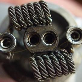 Imágenes de resistencia reparable para Vapers o cigarrillos electrónicos