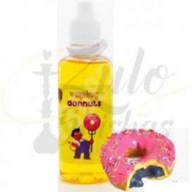 Imágenes de líquido para vapers donuts