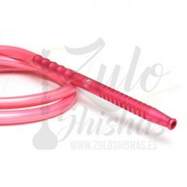 Imágenes de manguera Super Hose Rosa Fuscia de silicona