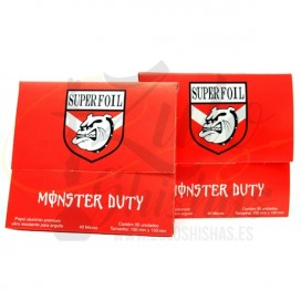 Monster Duty - 50Uds