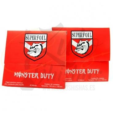 Imágenes de cachimbas o shishas Super Hookah Monster Duty comprar online papel