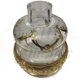 Imágenes de Base Mini Bohemia Shiraz Transparente para cachimbas